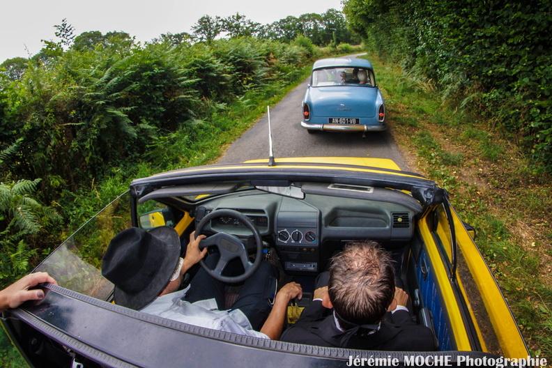 Rallye touristique – 21 juillet 2018